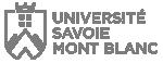 Logo Université Savoie Mont Blanc